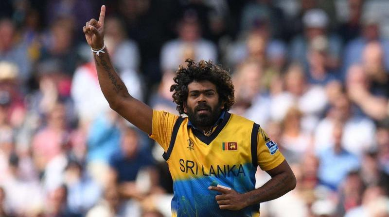 Sri Lanka pacer Lasith Malinga is among 10 players who have opted out of the forthcoming tour to Pakistan where the team is scheduled to play three-match ODI and T20I series, Sri Lanka Cricket (SLC) announced on Monday. (Photo:AFP)