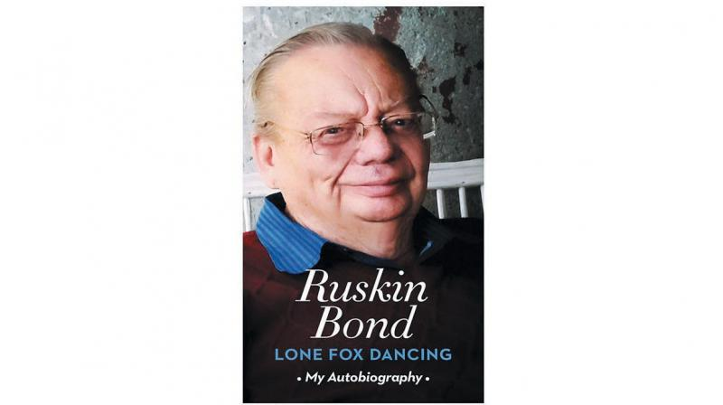 Lone Fox Dancing by Ruskin Bond Speaking Tiger, Rs 378.10; 277 pages