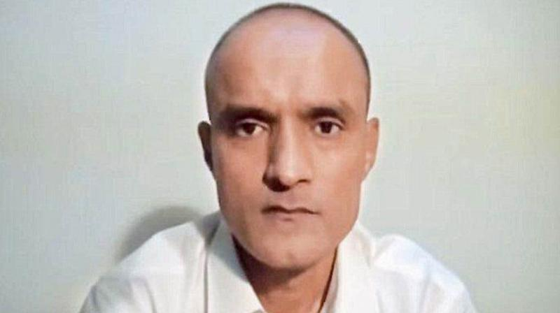 File photo of former Indian naval officer Kulbhushan Jadhav who has been sentenced to death by a Pakistani military court on charges of 'espionage'. (Photo: PTI)