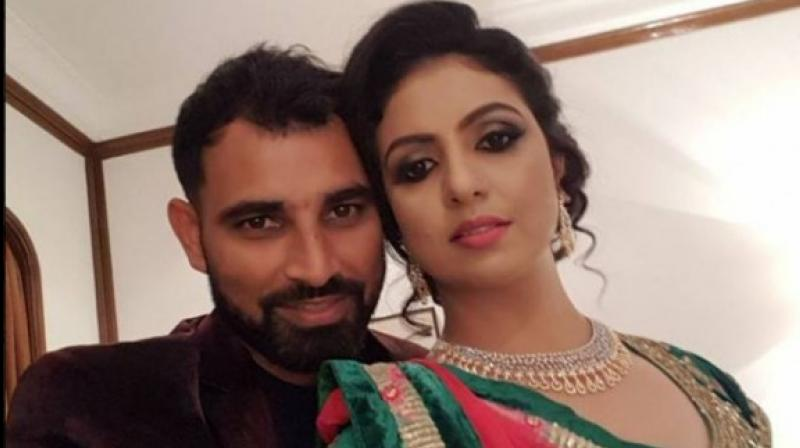 She had filed a petition in the court, accusing Shami and his family of harassing her. (Photo: Hasin Jahan/Facebook)