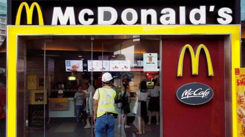 McDonald's is an American fast food chain. (Photo: PTI)