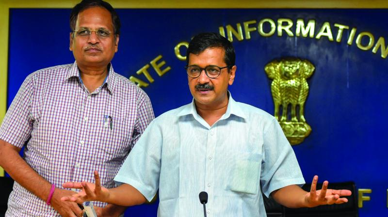 Sources said that home department has been urging home minister Satyendar Jain for appointing senior public prosecutors following the request of Delhi police, but the minister has turned down the request.  (Photo: PTI)