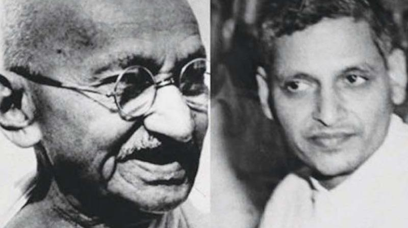 On January 30, 1948, just a few months after India's Independence, Mahatma Gandhi was assassinated by Nathu Ram Godse.