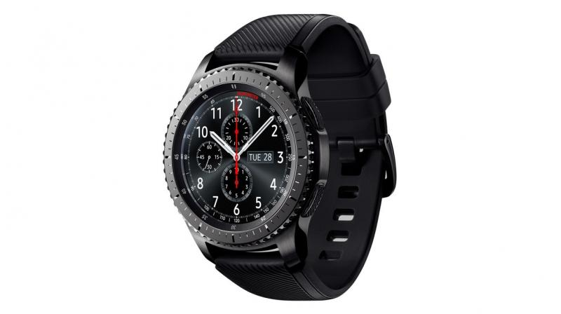 The Samsung Gear S4 may be known as the Galaxy Watch.