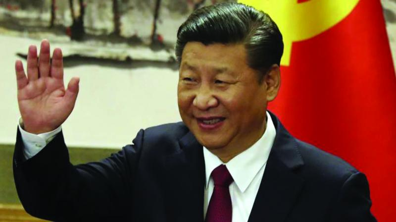 Xi vowed Monday to continue to