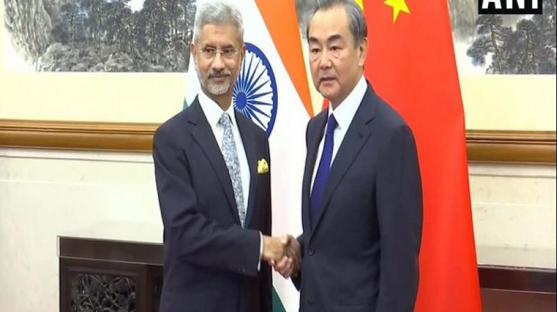 'The two countries should find stronger areas of convergence, respect each other's core concerns, find ways of managing differences and keep a strategic view of the direction of bilateral ties,' he said after meeting counterpart Wang Yi. (Photo: ANI)