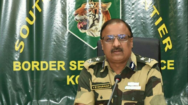 BSF to get 6 more floating border outposts in the Sundarbans
