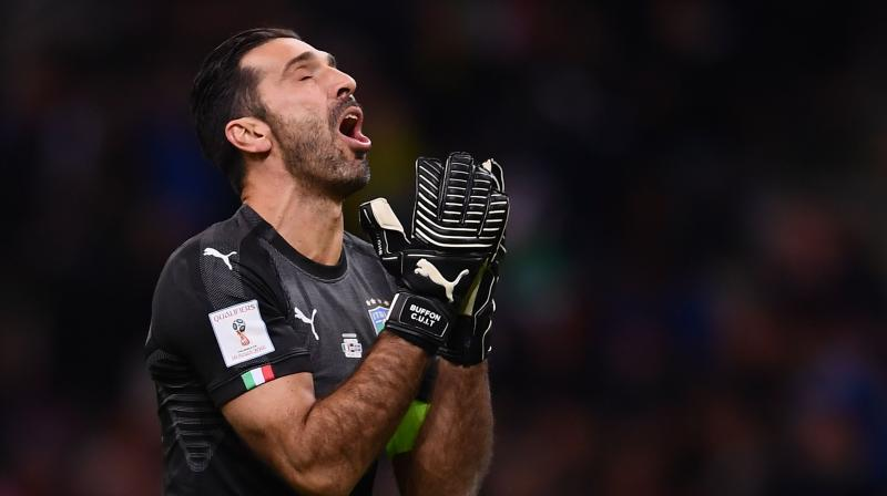 After this season, Buffon is expected to become a member of Juventus' management. (Photo: AFP)