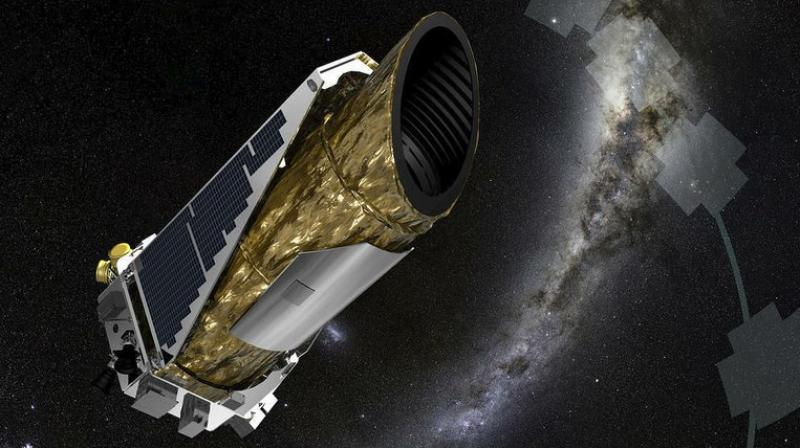 Kepler has been searching for planets outside our solar system for nearly a decade. (Photo: NASA)