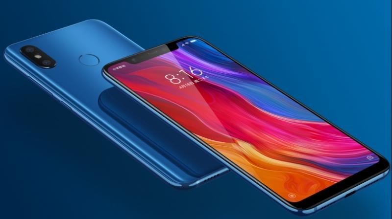 The star feature for this device could be the huge 4000mAh battery, which means Xiaomi aims it for the mass market consumers. (Representative Image: Xiaomi Mi 8)