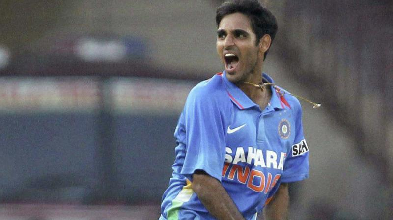 Kumar pointed to his own improvement as a bowler since playing his first World Cup four years ago. (Photo: PTI)