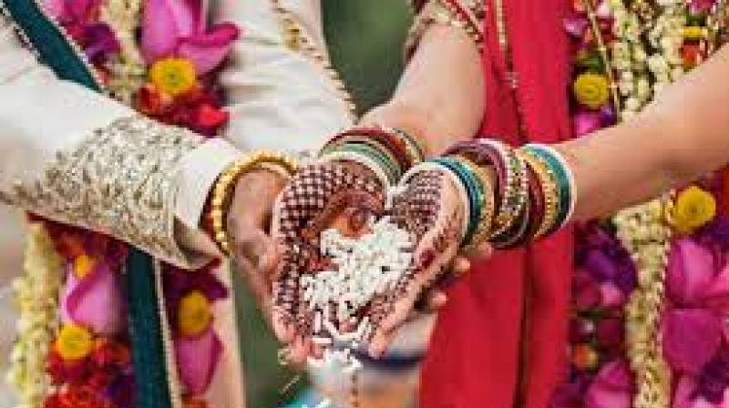 The wedding season is the time of the year when traders do most of their business but lack of liquidity has led to problems. (Representational image)
