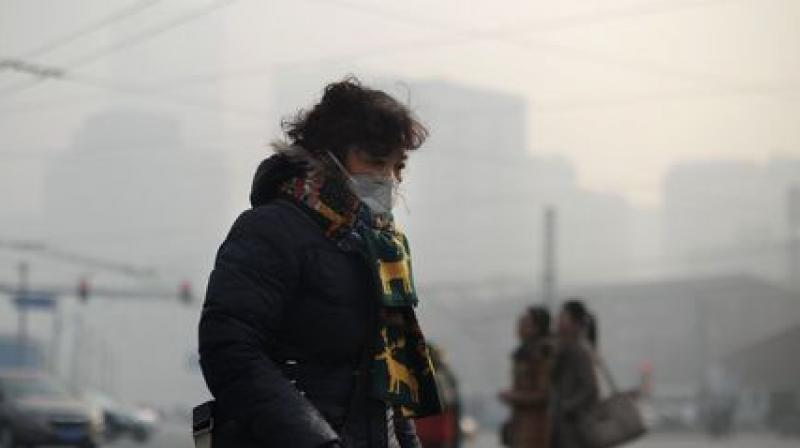 Residents of cities across the globe are plagued by air pollution (Photo: AFP)