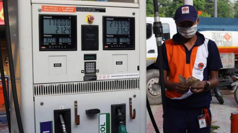Fuel prices differ from state to state depending on the incidence of local taxes such as value-added tax (VAT) and freight charges. (Photo: PTI)