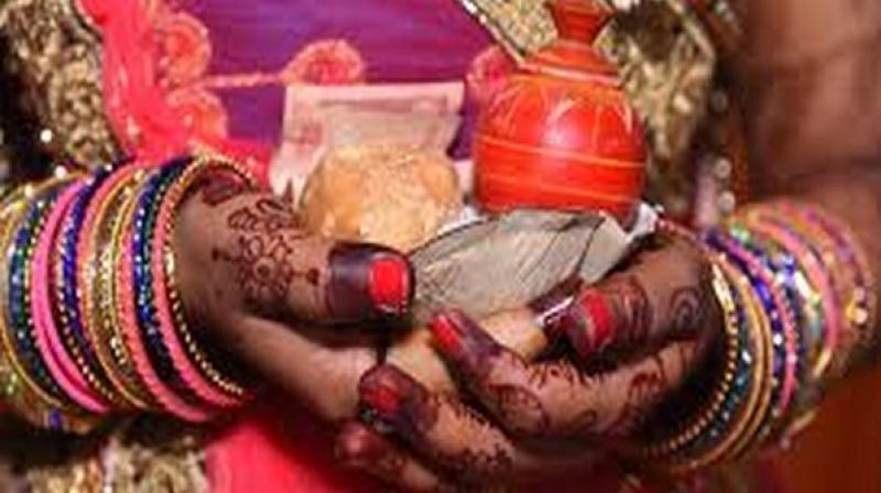 The state government has also informed that this mass marriage event would be organised by temples which fall under Muzrai department.  (Representational Image)
