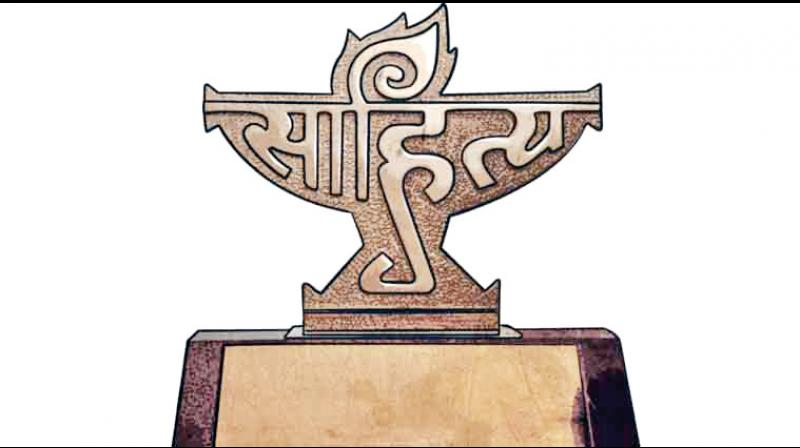 The executive board also announced the Sahitya Akademi Translation Prize 2020 in 24 Indian languages on Saturday. (DC File Image)
