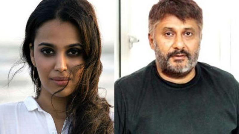 Swara Bhasker and Vivek Agnihotri have been at a war or words over contrasting ideologies for long.