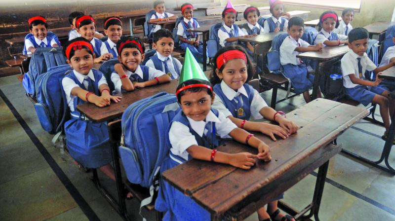 Through RTE Act, students from financially weaker sections can enrol in private unaided schools through the 25 per cent of seats reserved for them.
