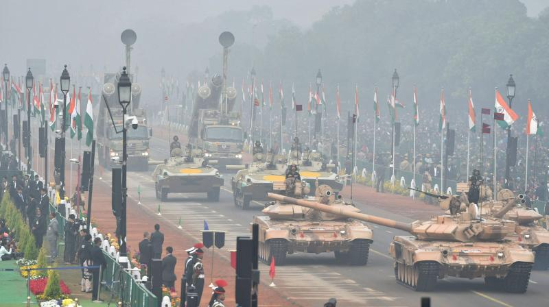 Sources said the government's immediate priority is to fast-track infantry modernisation, including procuring 2,600 infantry combat vehicles and 1,700 future ready combat vehicles for the Indian Army. (Photo: PTI)