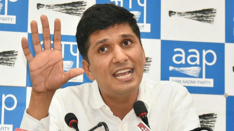 Saurabh Bhardwaj (Photo: PTI)
