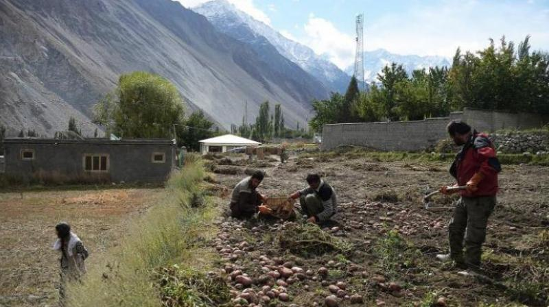 Gilgit-Baltistan region. (Photo: AFP/File)