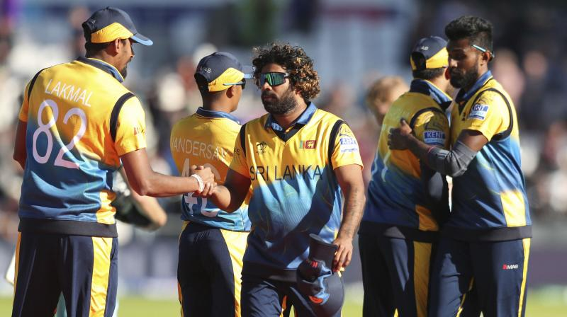 LAsith Malinga is Sri Lanka's third-highest wicket-taker in ODI cricket and has scalped 335 wickets in the format so far. Only Muttiah Muralitharan and Chaminda Vaas have more wickets than him in ODI cricket. (Photo:AP/PTI)