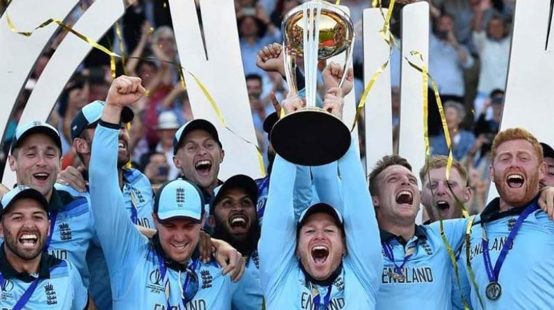 Jos Buttler also added that he had resisted against his anxiety during the must-win game against India, and also before the World Cup final. (Photo:AFP)