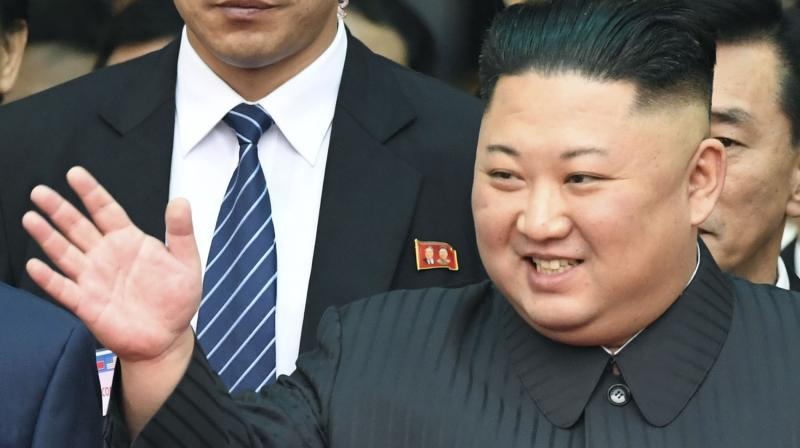 Leader Kim Jong Un's ruling Workers' Party has an iron grip on the Democratic People's Republic of Korea. (File Photo)