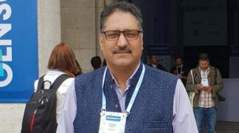 Veteran journalist and Rising Kashmir editor Shujaat Bukhari was shot dead by terrorists in Srinagar.