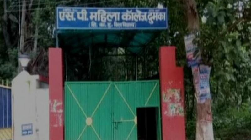The victim claimed that the students later called a student council meeting and imposed a fined on the victim of Rs. 18,600. (Photo: ANI)