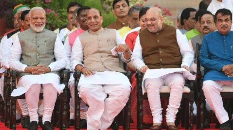 Prime Minister Narendra Modi-led central government has reconstituted eight key cabinet committees, including appointments committee, the cabinet committee on economic affairs, and security, among others. (Photo: File)