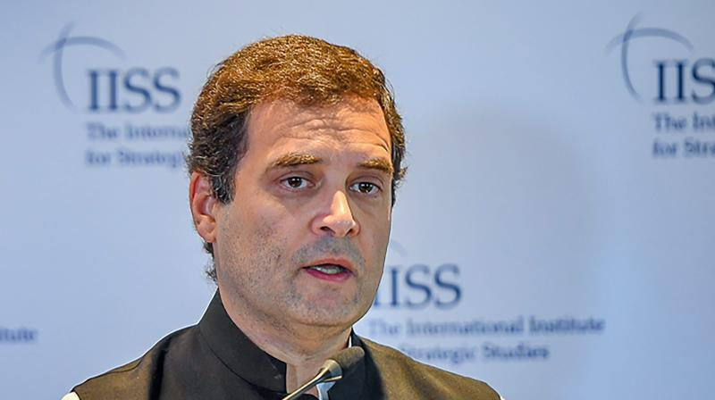 Shiv Bhakt' Rahul lashes out at PM Modi in Amethi