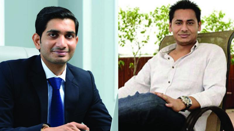 Aditya Yadav and Afzal Siddiqui