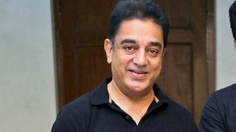 Haasan said that name did not figure in it as there were large number of nominations in his name from almost all the constituencies. (Photo: File)