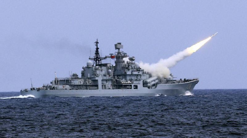 US approves sale of anti-ship missiles, torpedoes worth USD 155 million to India. (AP Photo)