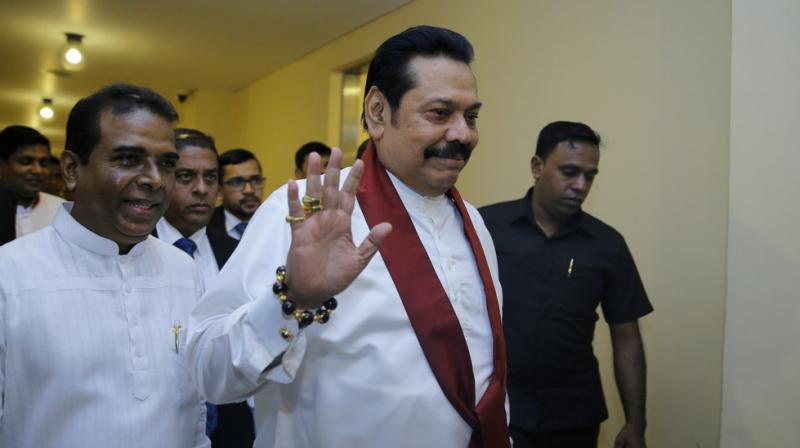 Mahinda Rajapaksa has returned to power as prime minister after leading his younger brother's successful election campaign. (Photo: FIle)