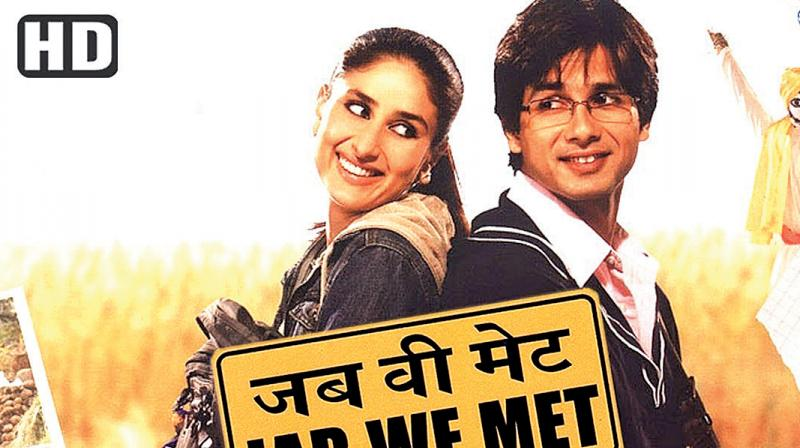 Jab We Met was quite the turning point in not just Kareena Kapoor's career, but also filmmaker Imtiaz Ali and Shahid Kapoor's.