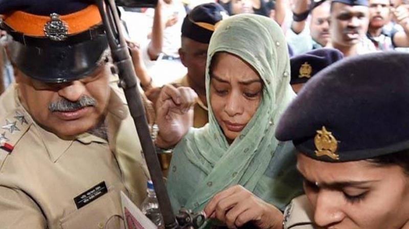 Sheena Bora murder case accused Indrani Mukerjea. (Photo: PTI)