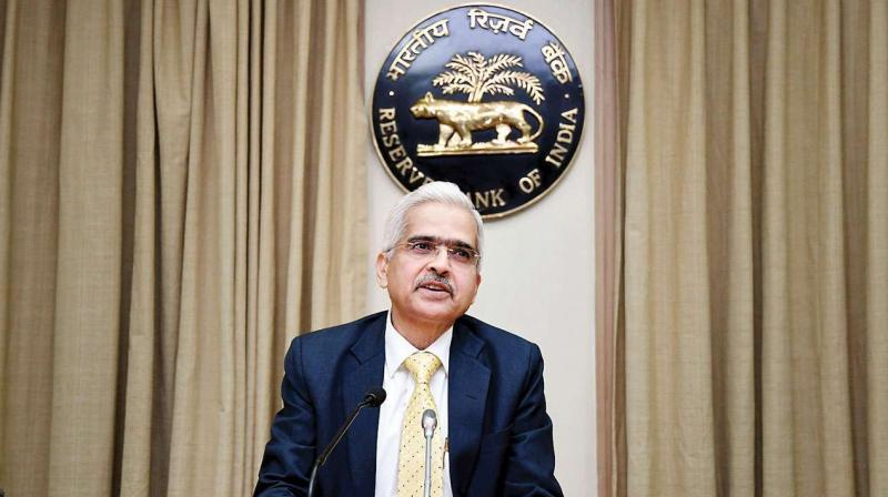 Reserve Bank of India Governor Shaktikanta Das. (Photo- PTI)