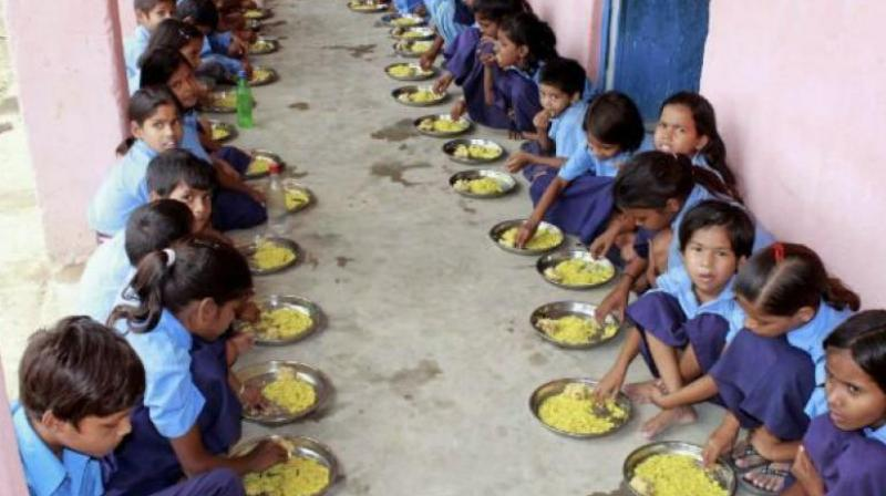 The students allegedly fell ill after taking their meal comprising rice, paneer and potato curry, the SP said. (Representational Image)
