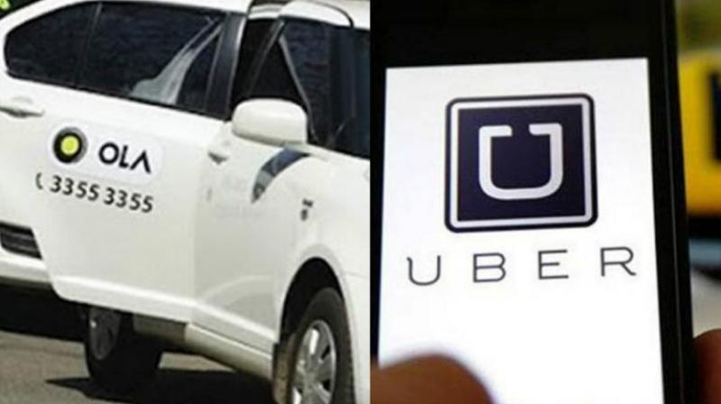 While Ola declined to comment, an Uber spokesperson termed the strike call as a speculative. (Photo: File)