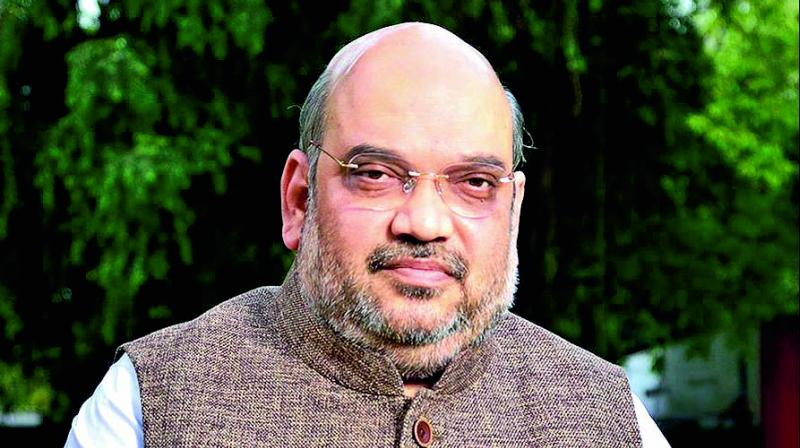 Taking to his Twitter handle, the BJP chief said that the rally organised by the Congress highlighted the increasing irrelevance of a 'dynasty and their courtiers,' who were overthrown from one State after another in the elections. (Photo: File)