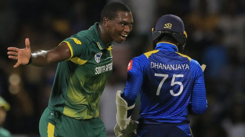 South Africa is bogged down by injuries as their lethal pacer Dale Steyn was ruled out of the tournament and Lungi Ngidi's inclusion will bolster the team's bowling attack.  (Photo: AP/PTI)