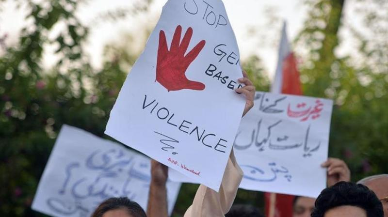 Family honour is a sensitive issue in Muslim-majority Pakistan, where nearly 1,000 women are killed by their relatives each year for violating conservative norms on love and marriage. (Photo: AFP)