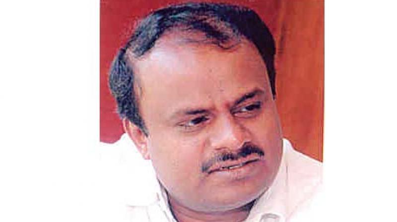 H.D. Kumaraswamy