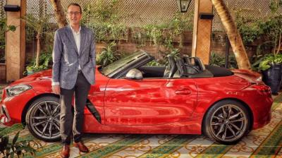 2019 Bmw Z4 Launched In India Prices Begin From Rs 64 90 Lakh