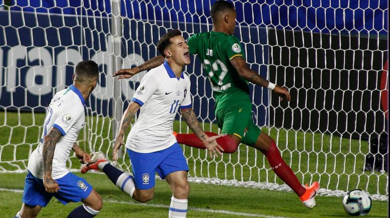 In the first half, both teams were not able to score a goal and ended with a clean sheet. (Photo: AFP)