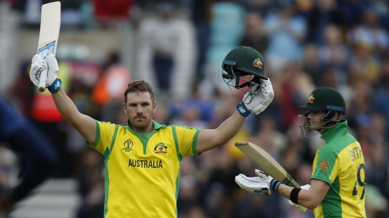 The 32-year-old's 132-ball demolition job took him level with his previous best score of 153 against Pakistan in March. (Photo: AFP)