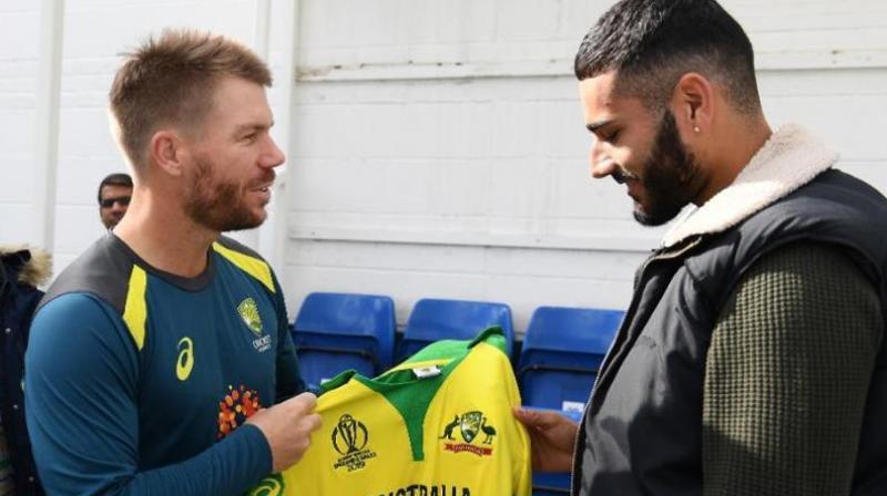 Australia captain Aaron Finch said last week that Warner was