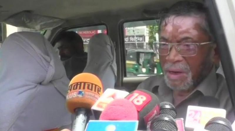 A new Labour Bill will be introduced in the coming session of the Parliament, Santosh Gangwar told reporters Tuesday after the hour-long meeting. (Photo: File | ANI)
